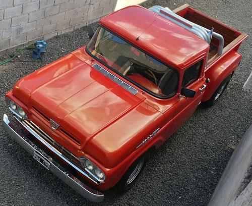 Car Ford Loba 1960