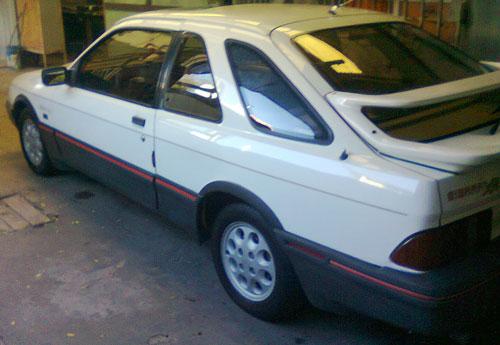 Car Ford 1987