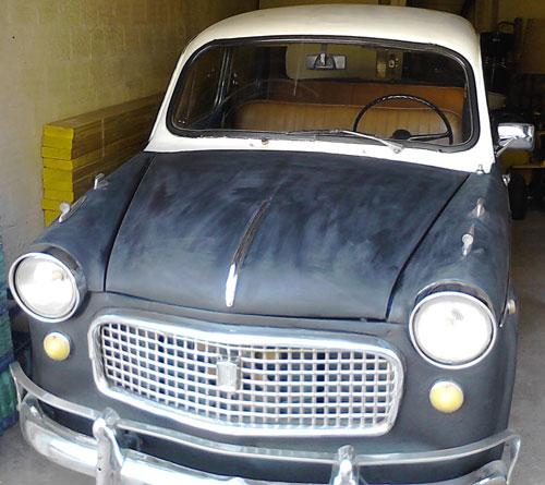 Car Fiat 1100