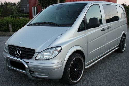 Auto Mercedes Benz Vito 115CDI