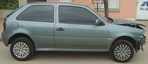 Car Volkswagen Gol 1400