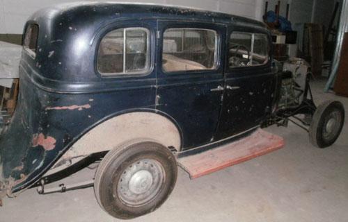 Auto Buick 1934 Serie 47