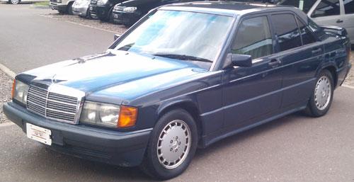 Auto Mercedes Benz 190 E 2.3