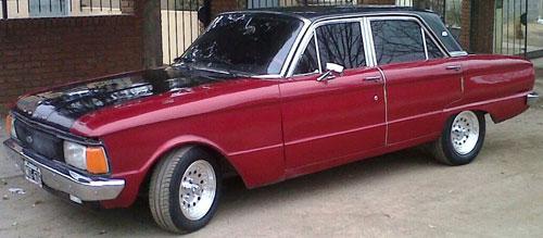 Car Ford Falcon 1977