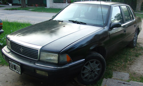 Car Chrysler Spirit