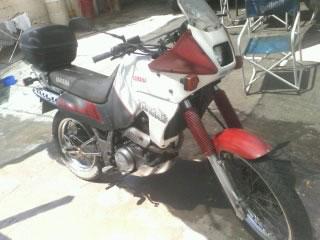 Car Yamaha XTZ660
