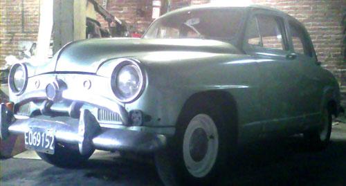 Car Simca Aronde