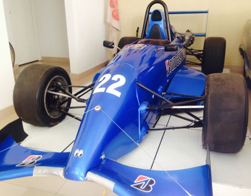 Car Fórmula Honda 1994
