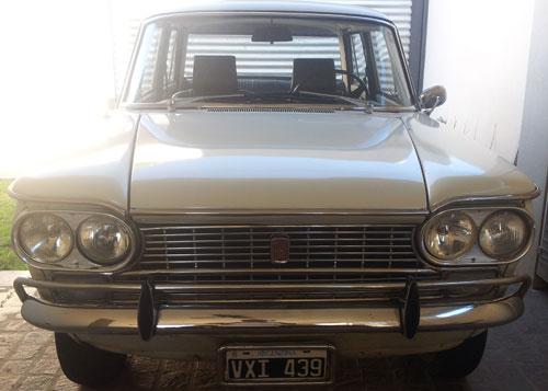 Auto Fiat 1500 B