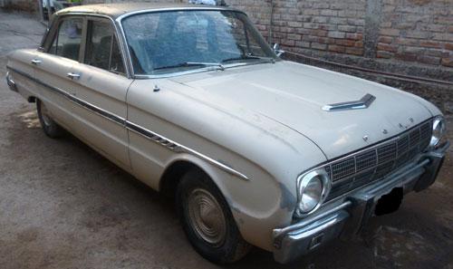 Auto Ford Falcon 1965
