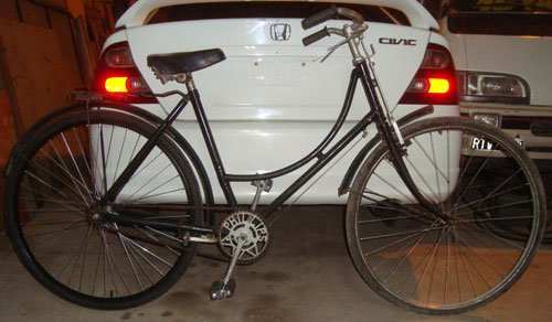Bicicleta Phillips Dama