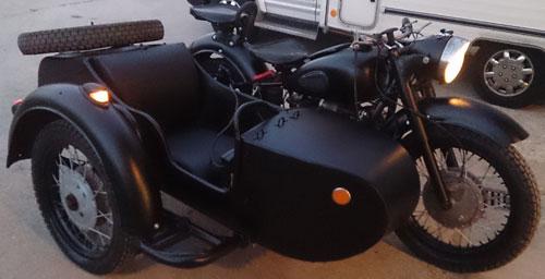 Moto Dnepr K750 Ural