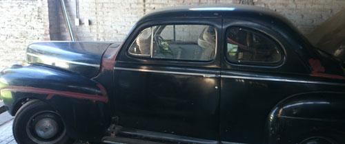 Car Ford 1941