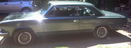 Car Torino ZX80