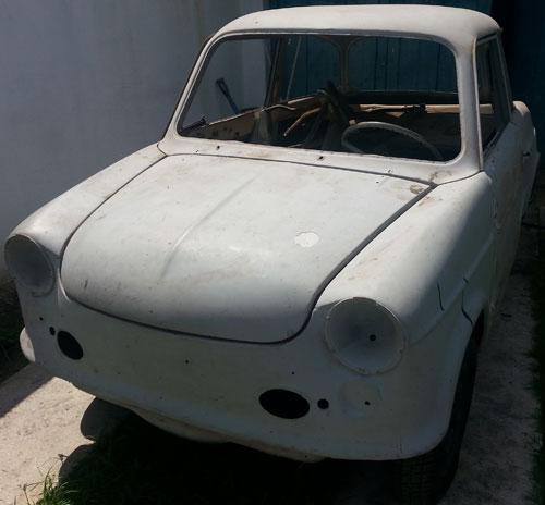 Auto NSU Prinz 1962