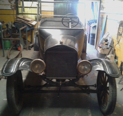 Auto Ford T 1920
