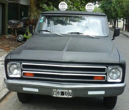 Car Chevrolet C10 1967