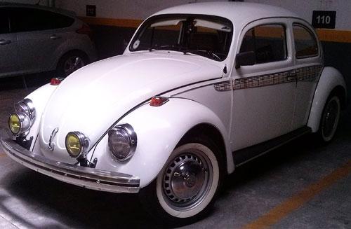 Auto Volkswagen L1300 Escarabajo
