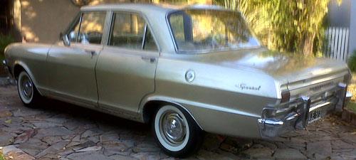 Auto Chevrolet 400 Special