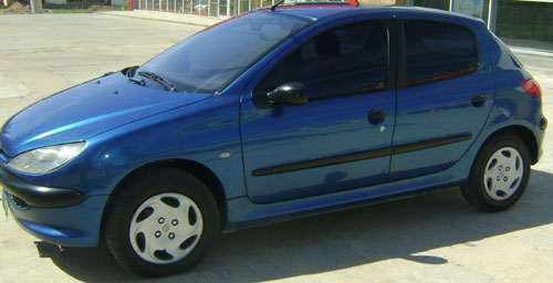 Car Peugeot 206 XR Premium