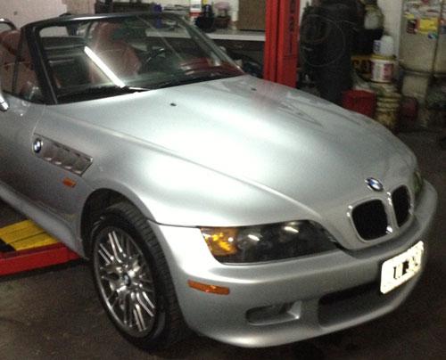 Auto BMW Z3