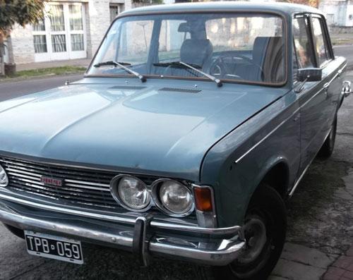 Auto Fiat 1600 Berlina