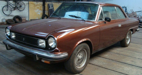 Car Torino ZX