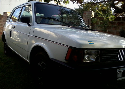 Car Fiat Vivace 1994