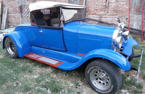 Auto Ford 1929