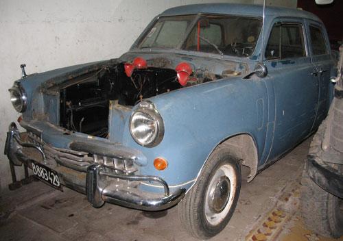 Auto Studebaker Champion