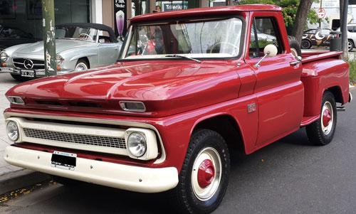 Auto Chevrolet C10 230 6c