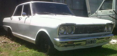 Auto Chevrolet 400 SS