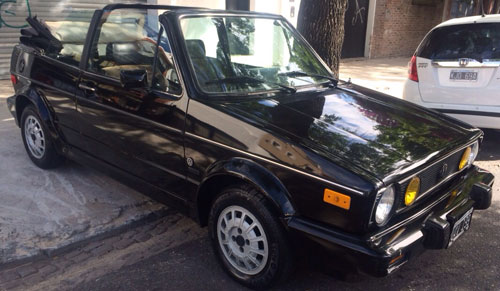 Car Volkswagen Rabbit