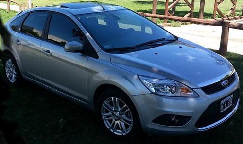 Car Ford Focus
