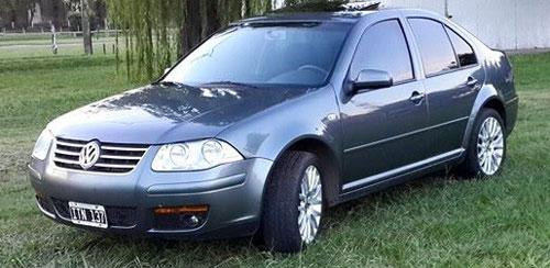 Car Volkswagen Bora