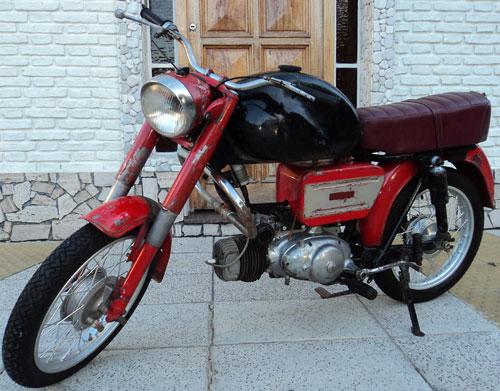 Motorcycle Lujan Hnos. 150