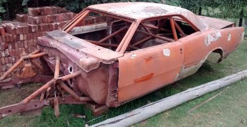 Car Dodge GTX 1972