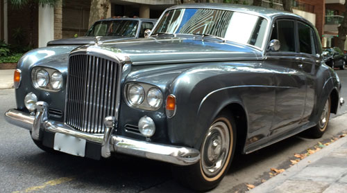 Car Bentley S3 1963