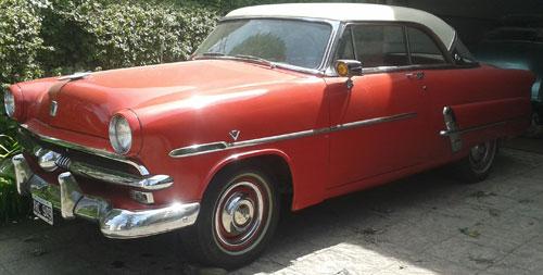 Car Ford 1953