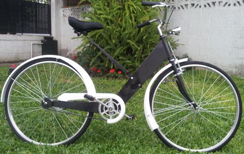 Bicicleta Sintesis 1929
