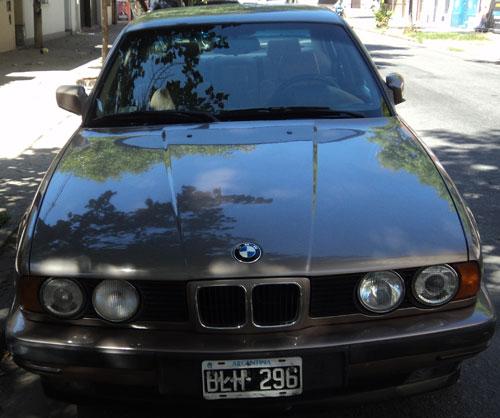Auto BMW 520 I