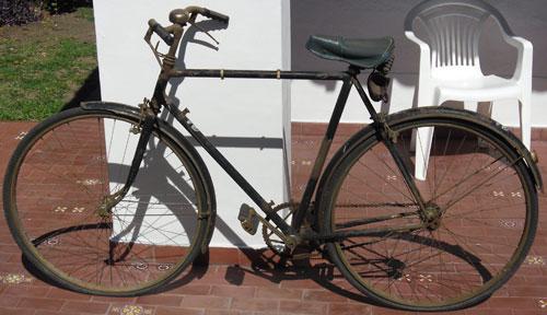 Bicicleta Bottecchia 1950