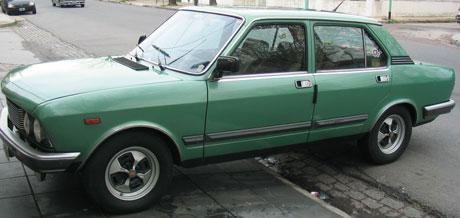 Auto Fiat 132