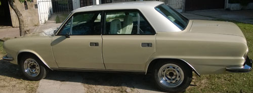 Car Torino GR 1981
