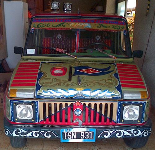 Car Citroen 1981