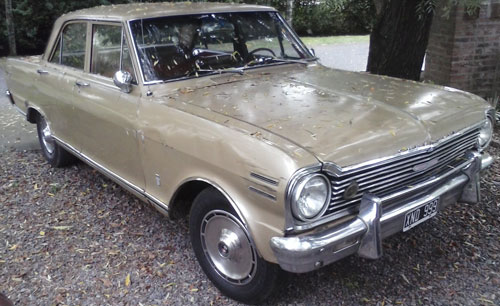 Auto Chevrolet 400 Super 1966