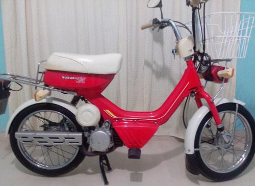 Auto Suzuki FA 50