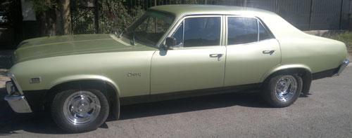 Auto Chevolet Chevy