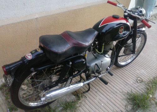 Moto Gilera Super Sport