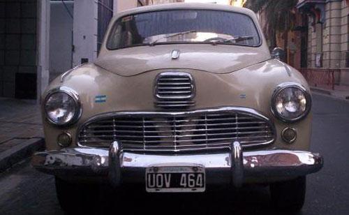 Auto IKA Bergantine